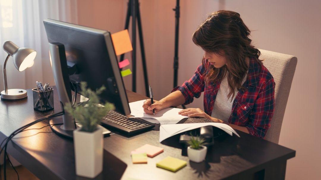 5 Tips para el trabajo desde casa en estos tiempos